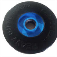 Rubber Bounded Wheel