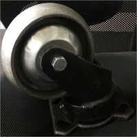 Pressed Steel Castor Wheel