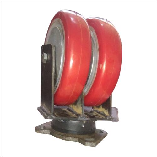 Double Wheel Caster