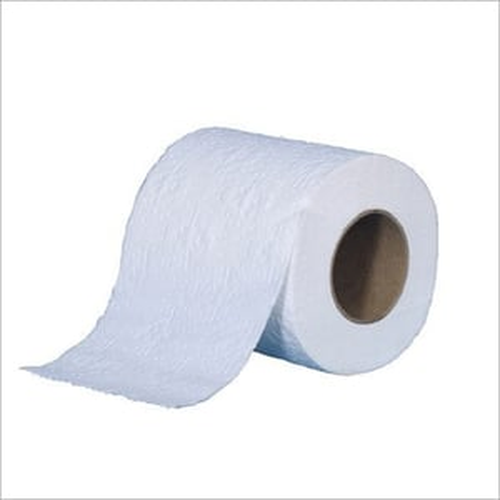 4 Ply Plain Toilet Tissue Paper Roll