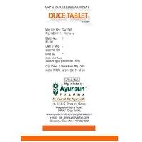 Herbal Medicine For Any Origin - Duce Tablet