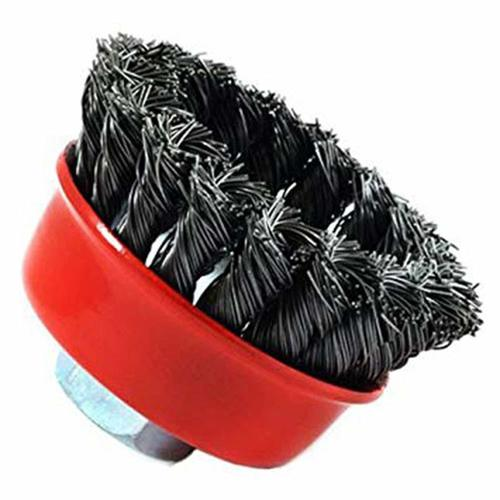 WIRE WHEEL CUP BRUSH