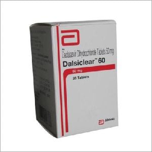 Dalsiclear 60 Tablets