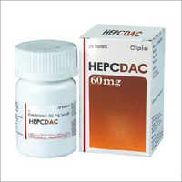 Hepcdac 60 Tablets