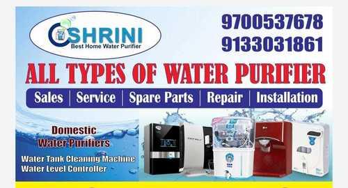 RO Water  purifier Service Near Me Hyderabad