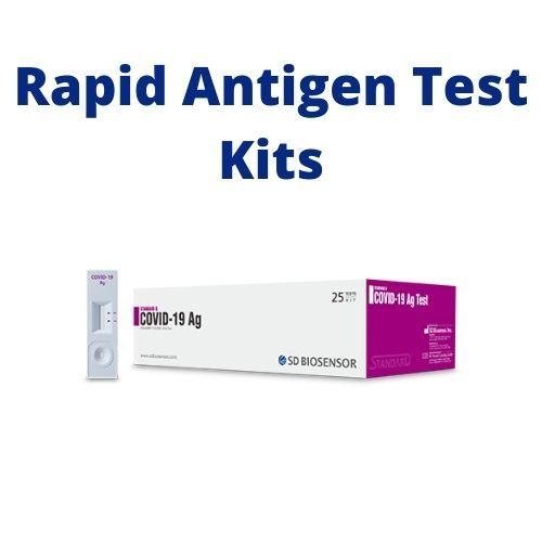 SD Biosensor Rapid Antigen PINK Covid 19