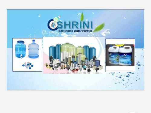 Domestic RO Water Purifier Spare Parts