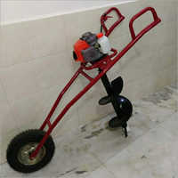 Earth Auger Trolley