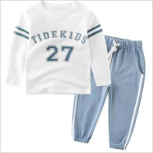 Kids T-Shirt And Jogger