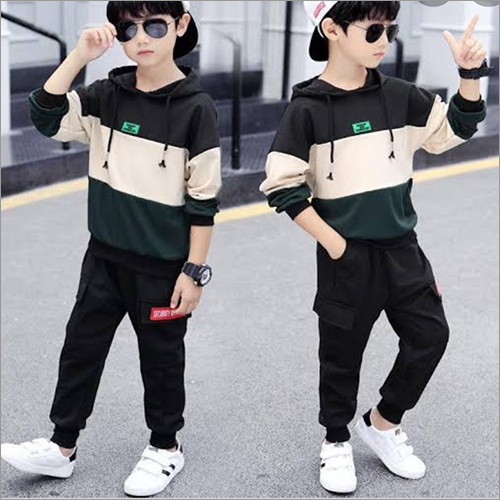 Kids Hoodie And Jogger