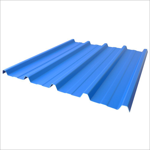 MS Powder Coated Roofing Sheet