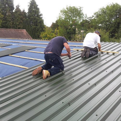 Roof Cladding