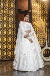 Designer Lehenga Choli With Dupatta