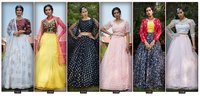 Designer Lehenga Choli Collection