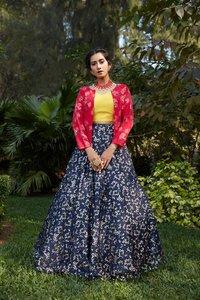 Designer Lehenga Choli Collection