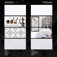 Inexpensive 300x600mm Digital Printing Wall Tiles