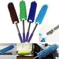 MICROFIBER DUST CLEANER WITH HANDLE