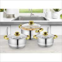 Stainless Steel Hot Pot Set