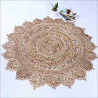 Center Braided Rug