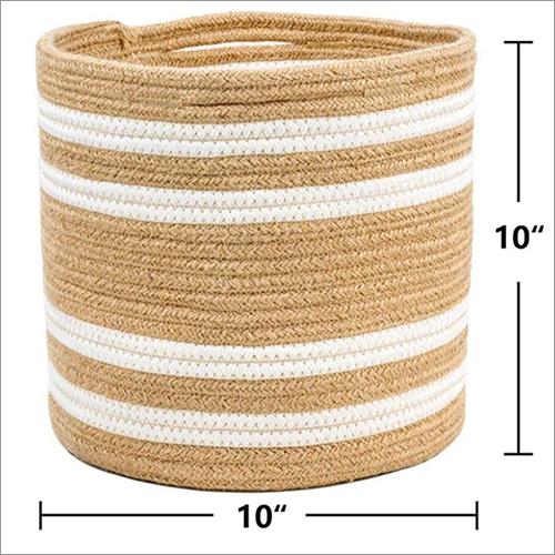 Cloth Jute Basket