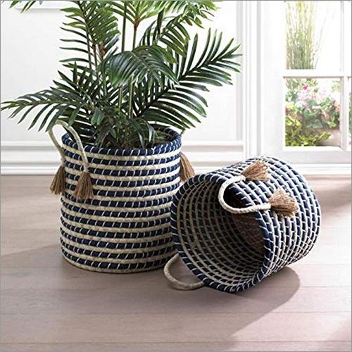 Planter Cotton Basket