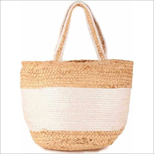 Ladies Plain Jute Bag
