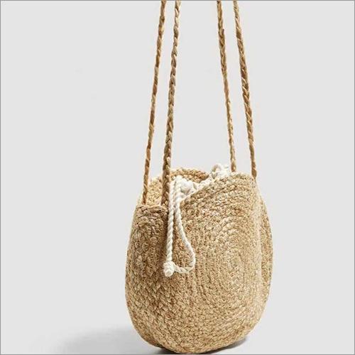 Long Handle Jute Bag