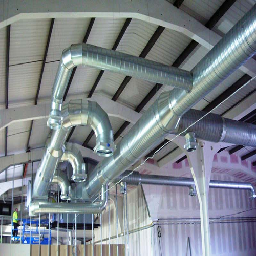 FRP Air Ducts For Industrial