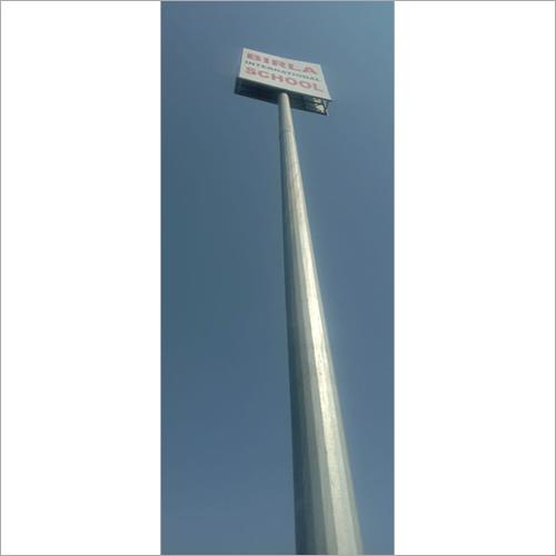 Signage Mast Pole