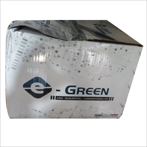 E Green CNG Sequential Kit