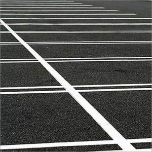 Industrial Commercial Striping Service