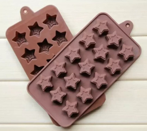New Star Chocolate Mould