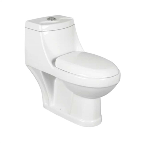 Western Commode Seat