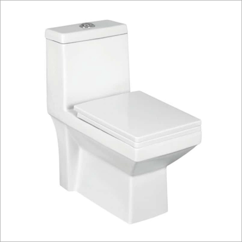 White Commode Seat