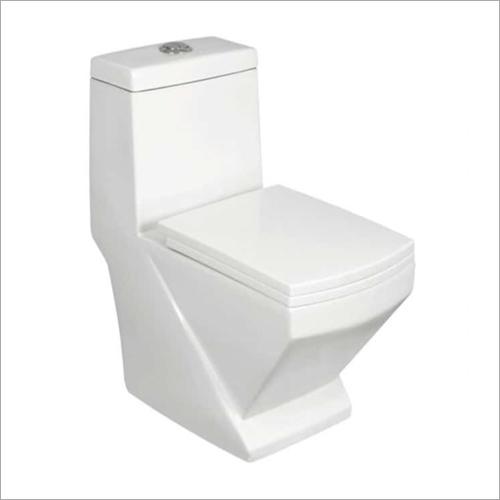 Ceramic Modern Commode Seat