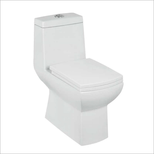 Ceramic Consilled Commode Seat