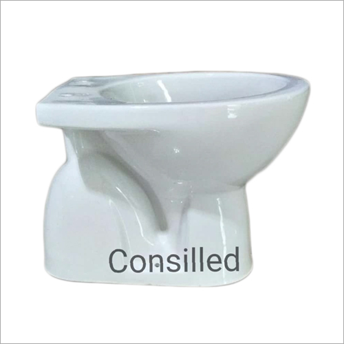 Consilled Commode Seat