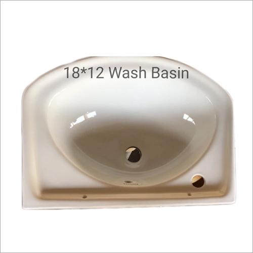 18X12 Wash Basin