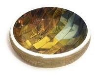 Table Top Wood Bowl