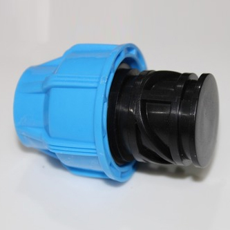 MDPE Compression End Cap
