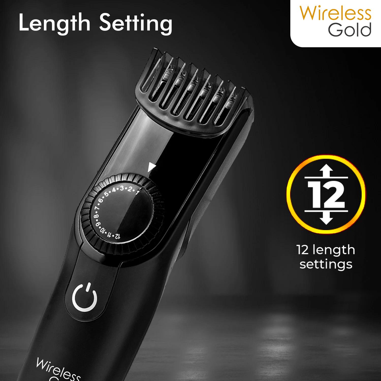 WG-2299 Mens Hair And Beard Trimmer