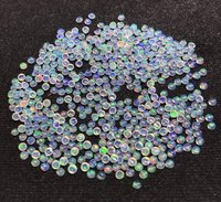 2mm Ethiopian Opal Round Cabochon Loose Gemstones