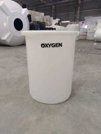 Oxygen Cylindrical Vessel