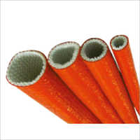 Silicon Coated Fiberglass Fire Sleeving