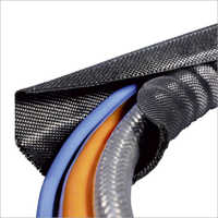 Braided Self Wrapping Sleeving Twist Tube