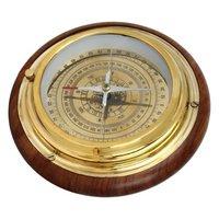 Nautical Brass Desktop Compass