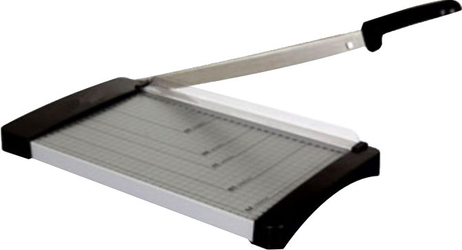 Heavy Duty paper Cutter A4 (410)