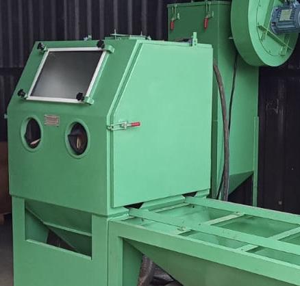 Die Blast Cleaning Machine