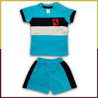 Sumix Skw 026 Baby Boys T-shirt And Short