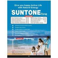 Ayurvedic  Herbal Syrup For Consistent  Energy - Ayursun suntone Syrup